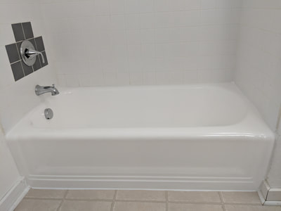 Pictures Of Refinished Bathtubs Showers And Sinks