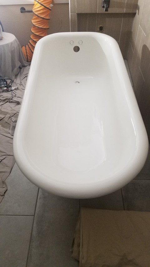 Bathtub Refinishing Services In Portland Or Vancouver Wa