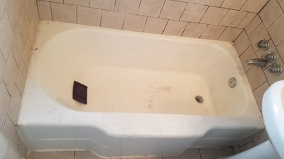 Surface Examples Bathtub Refinishing Services In