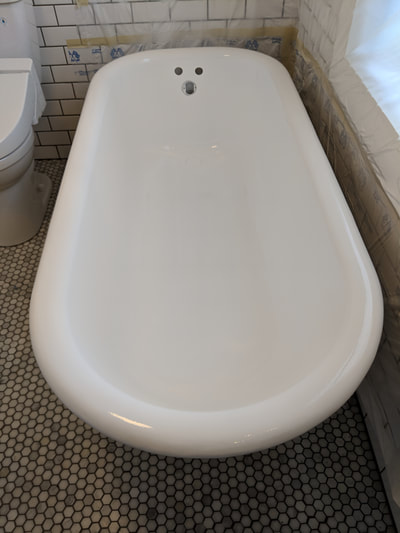 Clawfoot Bathtub Refinishing Bathtub Refinishing